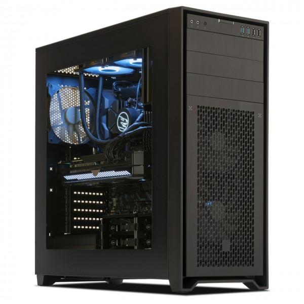 Workstation, AMD Threadripper, 2x Geforce RTX 3090