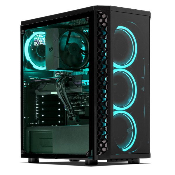 Gaming PC, Intel Core i5, Geforce RTX 3070