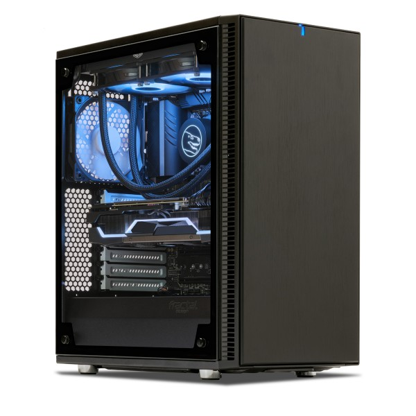Workstation, Intel Core i9, Quadro RTX 5000