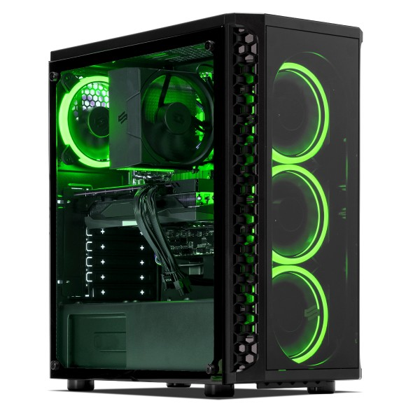Gaming PC, Intel Core i7, Geforce RTX 3060